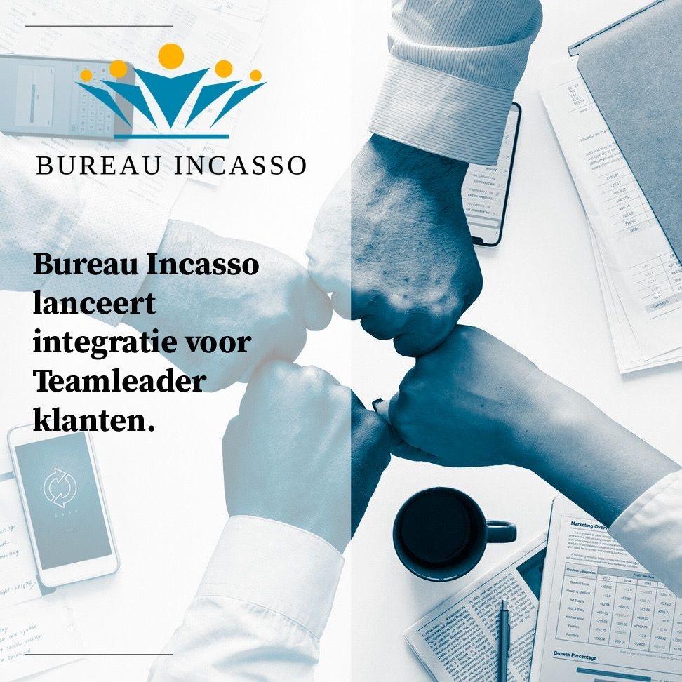 Bureau Incasso Teamleader integratie